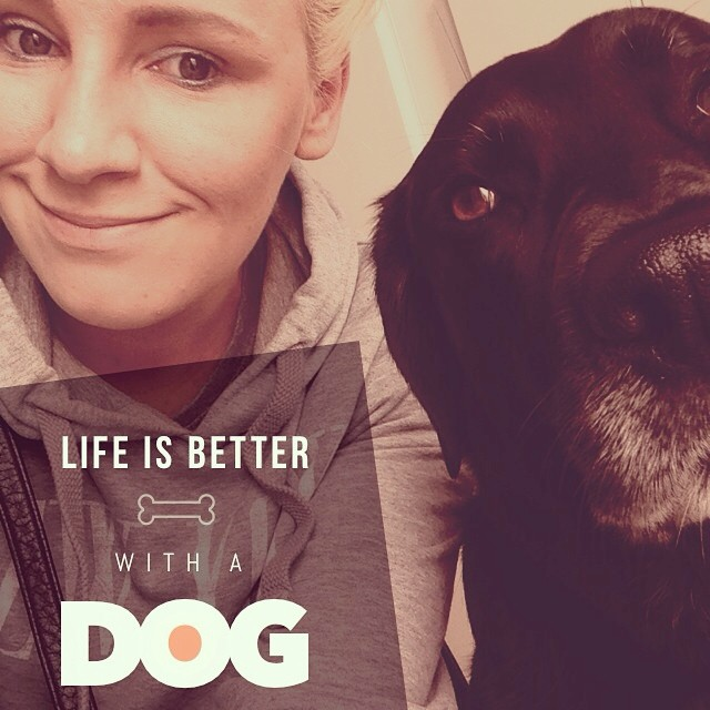 Life is better with a Dog ?❤️