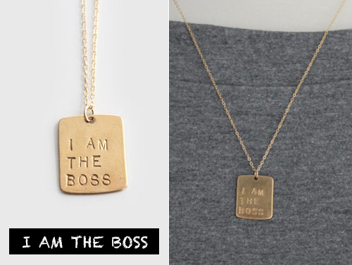 bossnecklace